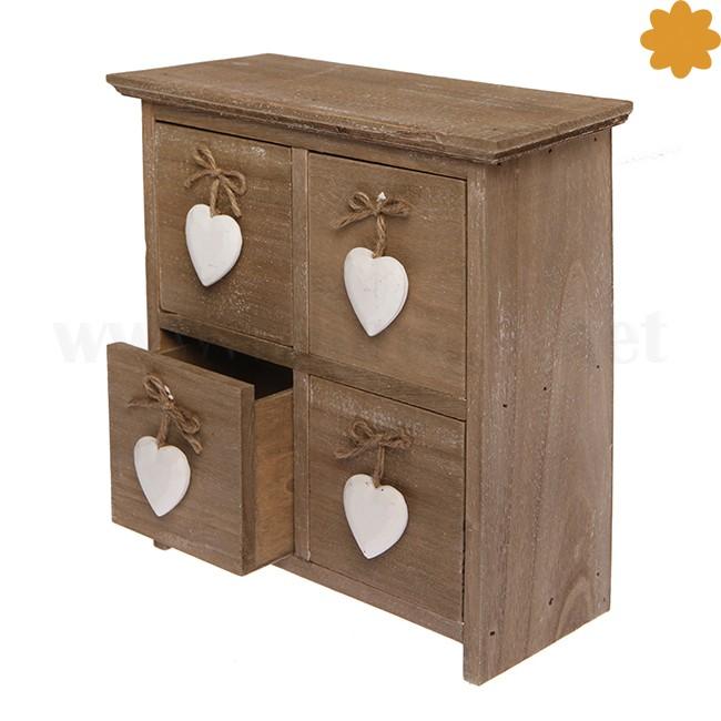 Un lugar con buenas ideas y baratas para decorar tu casa - Guarda juguetes madera ...